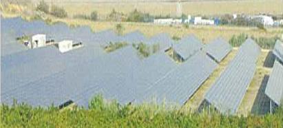 La plus grande centrale solaire photovoltaique de France est à Narbonne