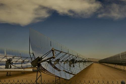Kramer Junction (Californie) : La plus grande centrale Solaire Thermique du monde