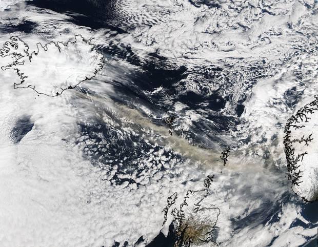 Eruption d'un volcan en Islande et nuage de cendres : Quels sont les conséquences ?