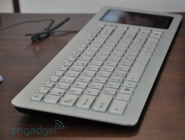 Asus EeeKeyboard : Transformez n'importe quel écran en ordinateur