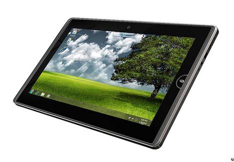 Tablette Asus Eee Slate : Un nouveau concurrent pour l'iPad en 2011