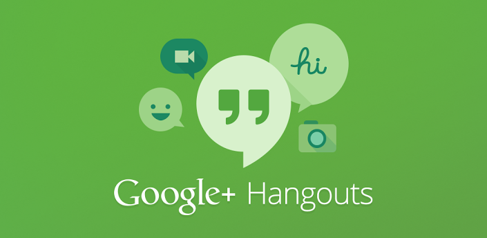 Google Hangouts (Talk) pour Android