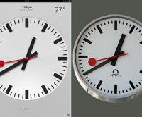 Apple accused of plagiarizing iconic Swiss clock design | The Verge