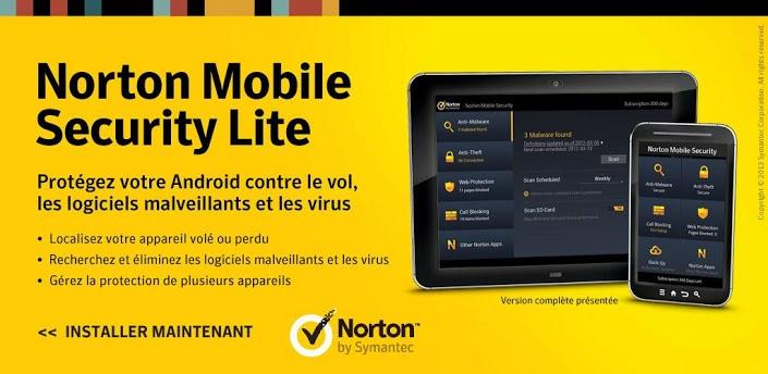 Norton pour Android