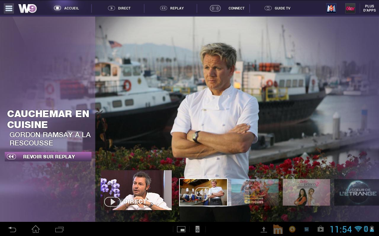 Cha nes tv tnt sur android les meilleures applications android et ios gratuites - Cauchemar en cuisine amiens replay ...