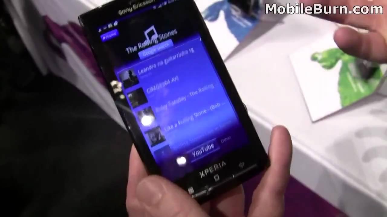 Xperia X10 sans Facebook sur Orange : la solution !