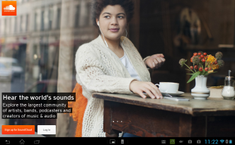 SoundCloud pour Android une application de streaming avec des fonctions sociales
