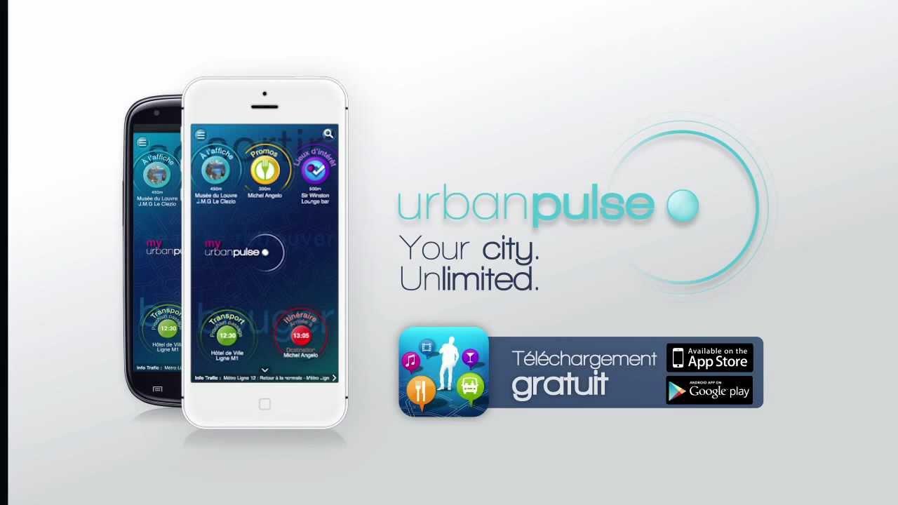 3 applications Android pour découvrir Paris et les grandes villes