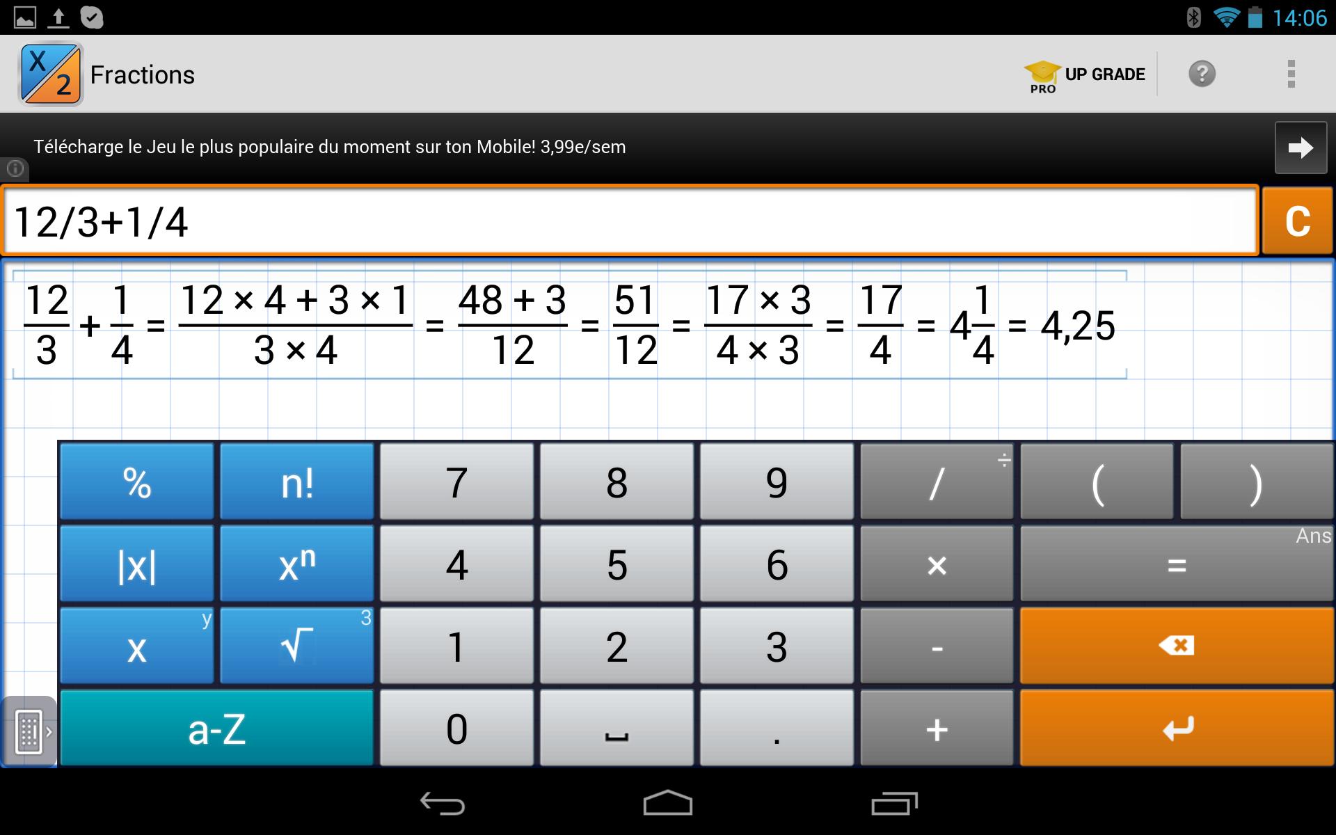 Les meilleures calculatrices gratuites sur Android et iOS