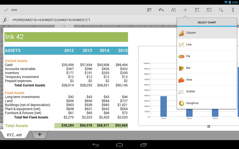 Les applis gratuites Microsoft Office sur tablette et smartphone