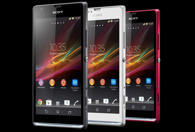 Xperia SP par Sony