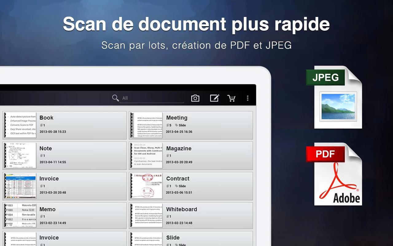 Comment Scanner Des Documents Sur Android