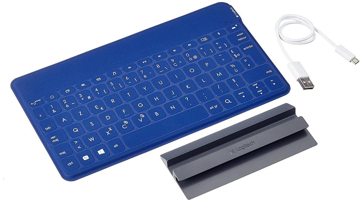 Claviers bluetooth pour Android ultra-léger ou polyvalent à vous de choisir