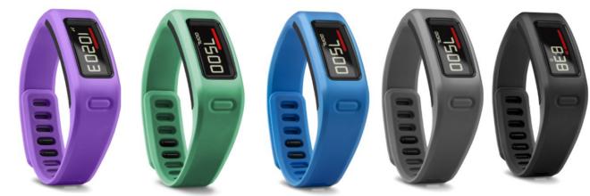 Bracelet trackers Garmin Vivofit