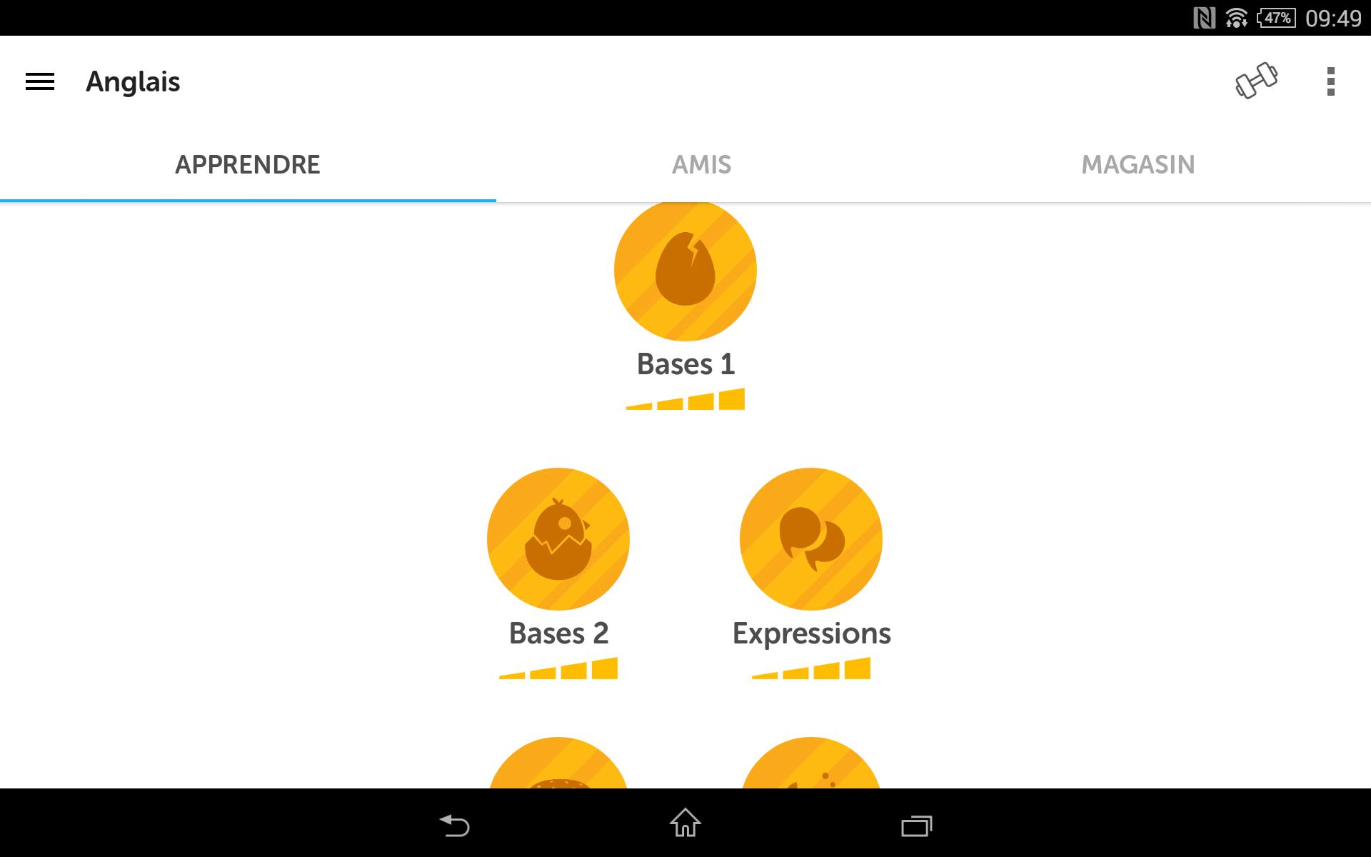 Les meilleures applis gratuites pour apprendre l'anglais