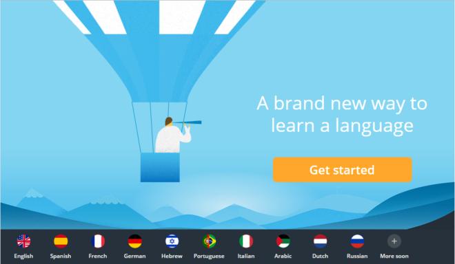 Lingua.ly une application pour apprendre des mots en lisant des articles