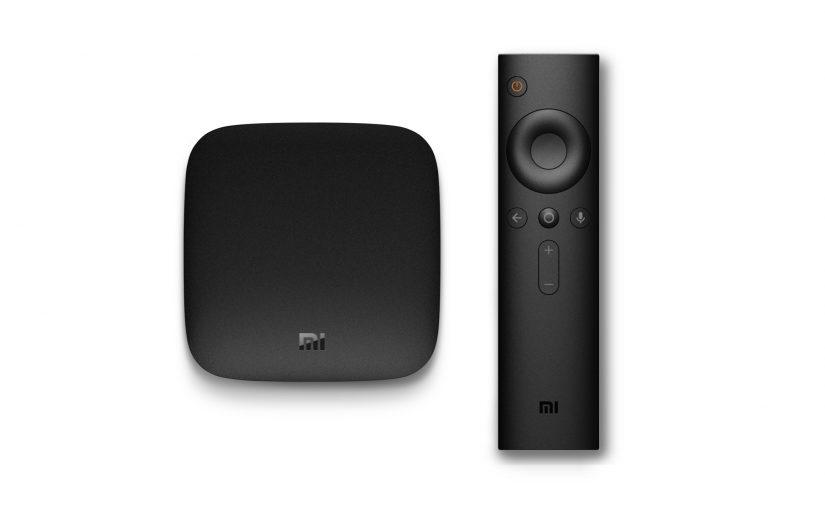 12 mois avec la Xiaomi Mi Box 3 sous Android TV