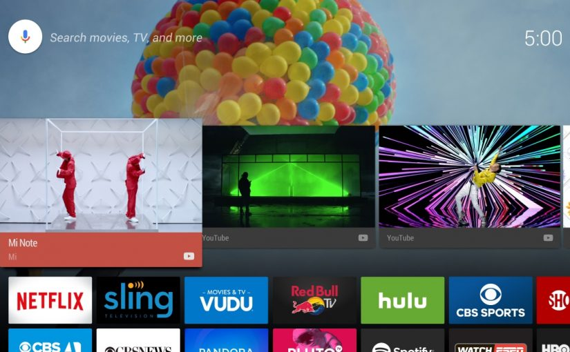 Top 10 des applications à installer sur une Android TV